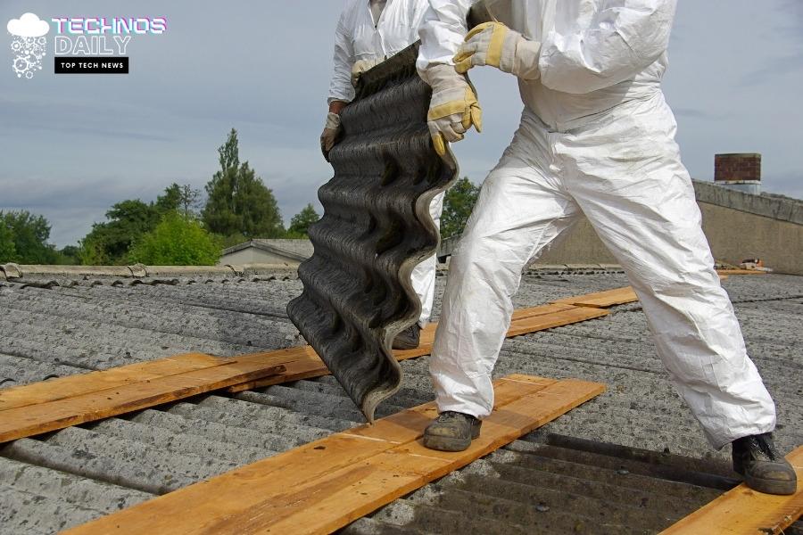 High Risk of Asbestos Exposure